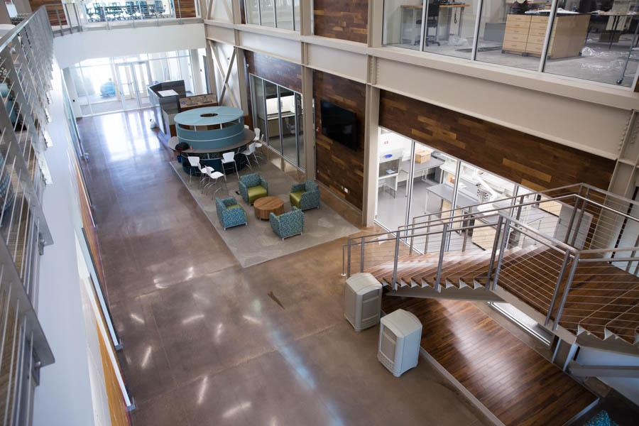 Texas Tech Opens Innovation Hub and Research Park with Ribbon