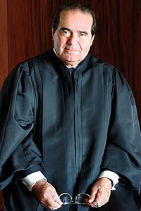 Appointed in 1986, Scalia is considered to be the most colorful and controversial member of the supreme court.
