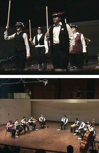 Texas Tech Celtic Ensemble