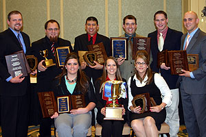 Texas Tech Meat Judging Team Wins National Championship
