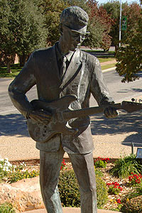 Professionally known as Buddy Holly, Charles Hardin Holley was born in Lubbock on Sept. 7, 1936.