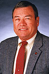 Don Ethridge received his Bachelor of Science and Master of Science degrees in agricultural economics from Texas Tech in 1965 and 1967. Ethridge joined the Texas Tech faculty in 1981 after working for the USDA as an economist. Over his years at Texas Tech, Ethridge served as associate professor, chairman for the Department of Agricultural and Applied Economics and director of the Cotton Economics Research Institute and associate director of CASNR Water Center. He retired in 2008 and lives in Lubbock with his wife, Kathie.