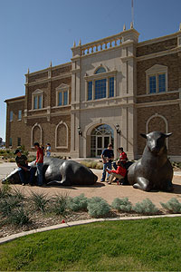 College of Agricultural Sciences and Natural Resources at Texas Tech