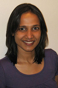 Arathi Sethumadhavan recently earned a doctorate from the Department of Psychology at Texas Tech University.