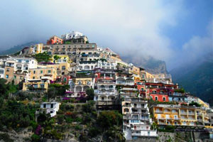 """Tower of Babel"" by Jenna Anderson; location: Amalfi Coast."