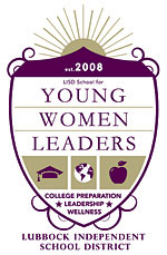 Margaret Talkington School for Young Women Leaders Logo