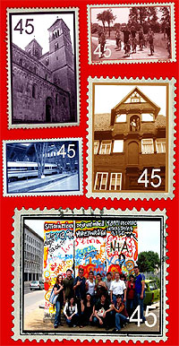 Quedlinburg Stamps