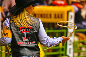 Top finishers from the competition will represent the Texas Tech Rodeo Team at the College National Finals Rodeo in June.