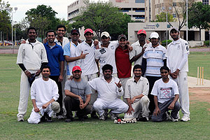 As local interest continues to grow, club members hope to establish a West Texas cricket league in the future.