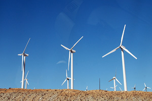 Texas Tech is the lead organization on one of three mid-size wind turbine development projects