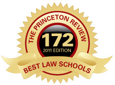 Princeton Review Best Law Schools