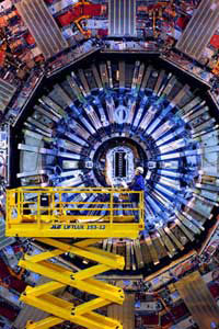 Researchers at Texas Tech associated with experiment at CERN's Large Hadron Collider continue to seek the elusive new particles.
