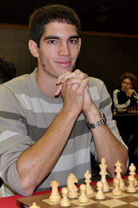 Papp has earned the highest ranking in chess by achieving the final norm for a grandmaster title.