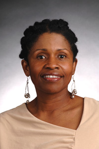 Aretha Marbley serves as an associate professor in the College of Education.
