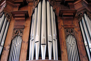 Local organists, faculty and students will perform at the annual Town Hall Organ Recital.