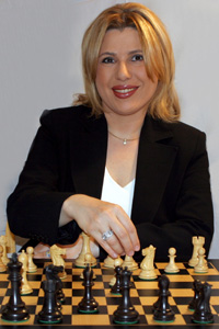 Polgar broke the gender barrier in chess by becoming the first female Grand Master.