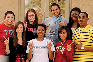 AVID's mission is to increase acheivments of minority, rural, low-income and first-generation students