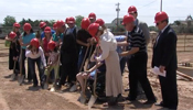 Texas Tech Breaks Ground on Therapeutic Riding Center Expansion