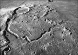Moon Volcanic Channel