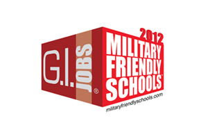 Of the more than 8,000 schools polled, Texas Tech was one of only 1,518 designated as a Military Friendly School.