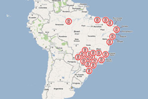 As of 2011, the longtime partnership between Texas Tech University ISD and Brazil has reached 24 schools.
