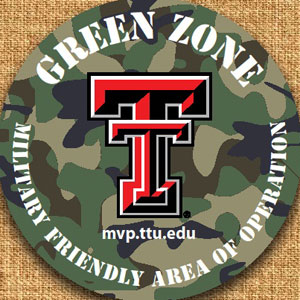 The Green Zone program, which has trained around 223 faculty and staff, teaches about the university's student veteran population and common transition issues veterans may face.