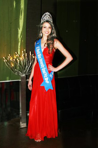 Bojorquez, who hopes to become a criminal prosecutor, said her platform theme for pageants focuses on the environment, preserving nature and similar causes.