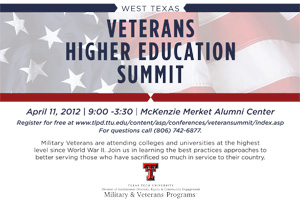 A panel of educational leaders will discuss military education benefits, academic impact and the student experience, and transition and well-being.