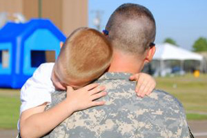 The campaign will help soldiers, marines, and airmen connect with their families.