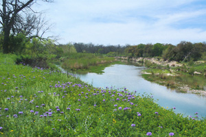 The Upper Llano River Healthy Watershed Initiative can be replicated throughout the South Central Region, addressing climate change, drought and floods.