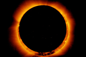 This particular annular eclipse will not occur again in this part of the country in three saros periods, which is about 54 years and 34 days.