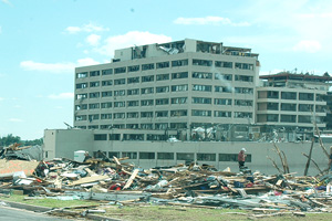 The Joplin tornado caused so much damage, that the insurance payout is expected to be $2.2 billion, the highest insurance payout in Missouri history.