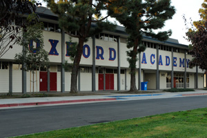 Oxford Academy has been one of the top 10 high schools in the nation every year that the list has been published.