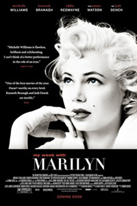 "Actress Michelle Williams gave an Oscar-nominated portrayal of the superstar in ""My Week with Marilyn,"" released in 2011."