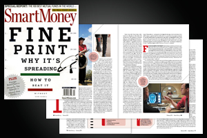 SmartMoney magazine highlighted Texas Tech's PFP program with a six-page spread in its February issue.