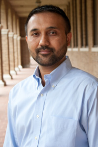 Harvinder Gill is an assistant professor of chemical engineering.