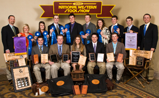 Texas Tech Teams Dominate At National Western Stock Show