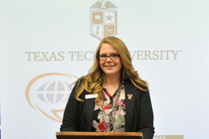 Liz Cosgrove is center director for ELS Language Centers/Lubbock.