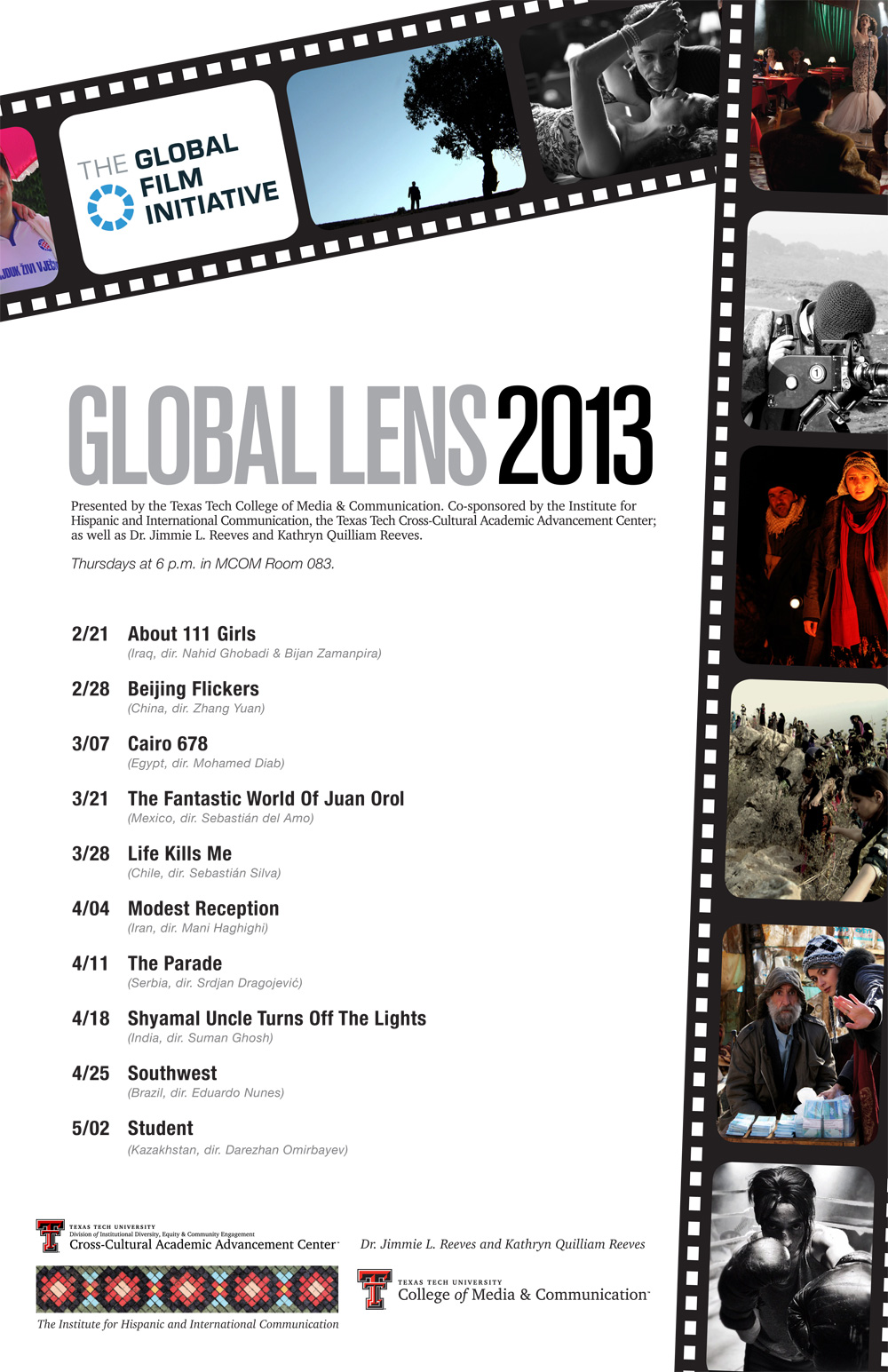Global Lens In An Annual Touring Film Series Launched 2003 By The