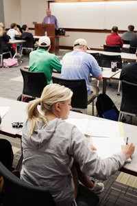 The 2011 CPA exam pass rate for Rawls College graduate  student first-time test takers was 69 percent, second-highest of accounting  programs in Texas.