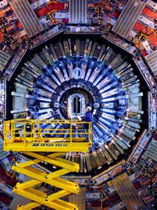 A look at CERN's Large Hadron Collider.