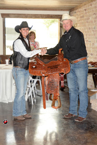 Taylor Langdon placed second in the finals and fourth overall, solidifying her position as the 2013 Southwest Region Champion Barrel Racer.