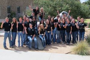 4-H students
