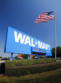 Walmart home office in Bentonville