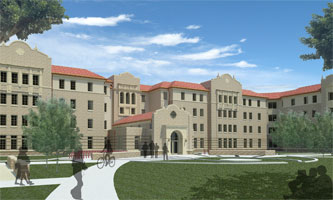 New Student Housing Complex