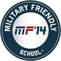 Military Friendly School 2014
