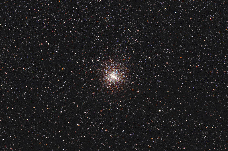Physicists Find Black Holes In Globular Star Clusters