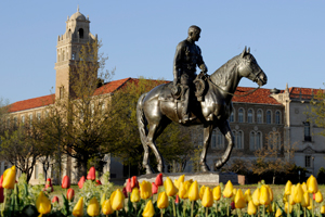 Texas Tech also ranked 11th in least average debt at graduation among the top 100 schools.
