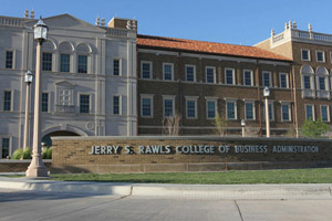 The Rawls College of Business graduate programs were ranked 87th in the country.