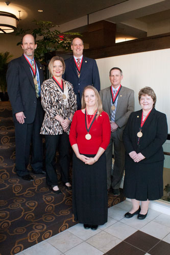 Distinguished Engineers 2014